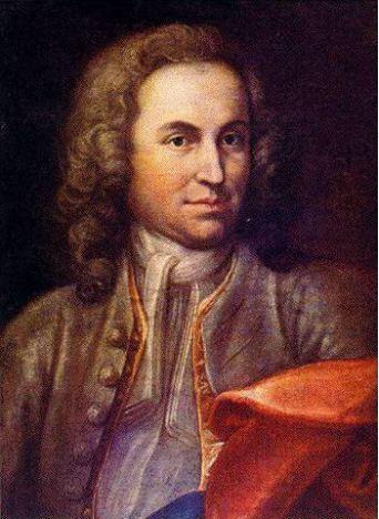 Jean Sebastien Bach jeune
