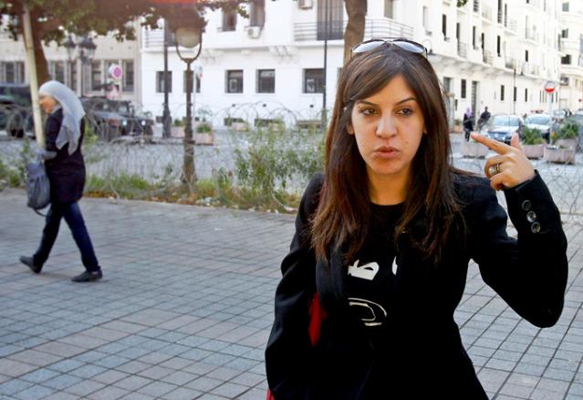 Llina-bEN-mEHNI lutte pour la liberté et les droits des femmes en Tunisie