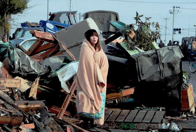 YUKO-Sugimoto_Japon_Cherche son enfant de 5 ans perdu après le passage du Tsunami