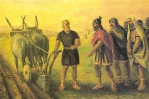 Cincinnatus héros romain