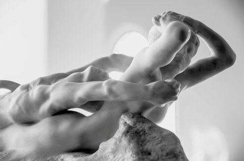Fugit Amor Rodin 1892
